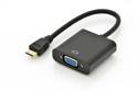 Immagine di CONVERTITORE HDMI TIPO C - VGA DIGITUS