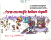 """Image de BIGLIETTO COMPLEANNO LUPO ALBERTO """"E'' VERO CHE SEMBRI.."""""""
