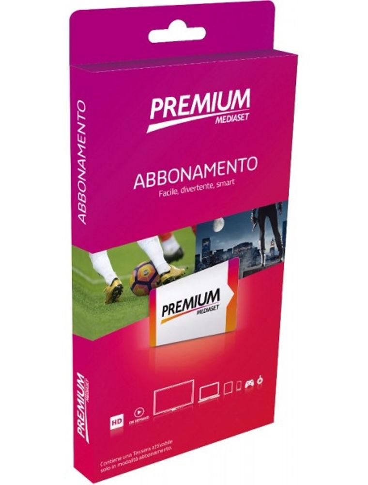 Immagine di MEDIASET SMART CARD PLATINUM ABBONAMENTO