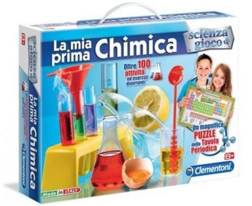 Image de LA MIA PRIMA CHIMICA SCIENZA E GIOCO