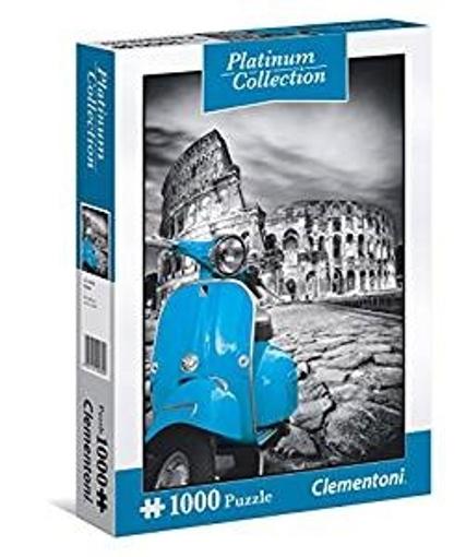 Image de PUZZLE CLEMENTONI PLATINUM COLLECTION ROMA 1000 PEZZI