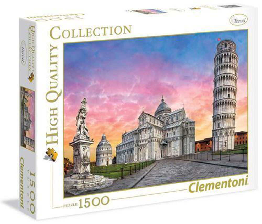 Immagine di PUZZLE CLEMENTONI 1500PZ PISA