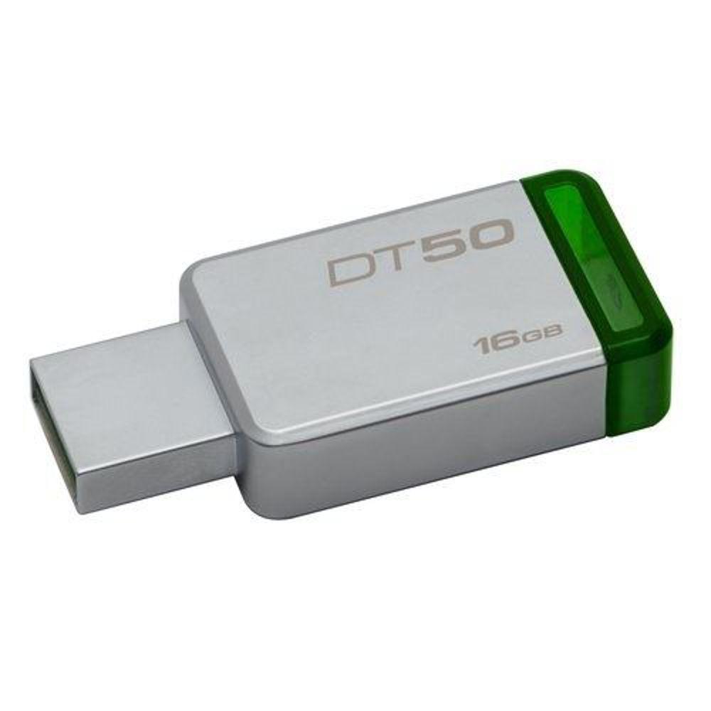 Immagine di PEN DRIVE KINGSTON 16 GB USB 3.0 DT50/16GB