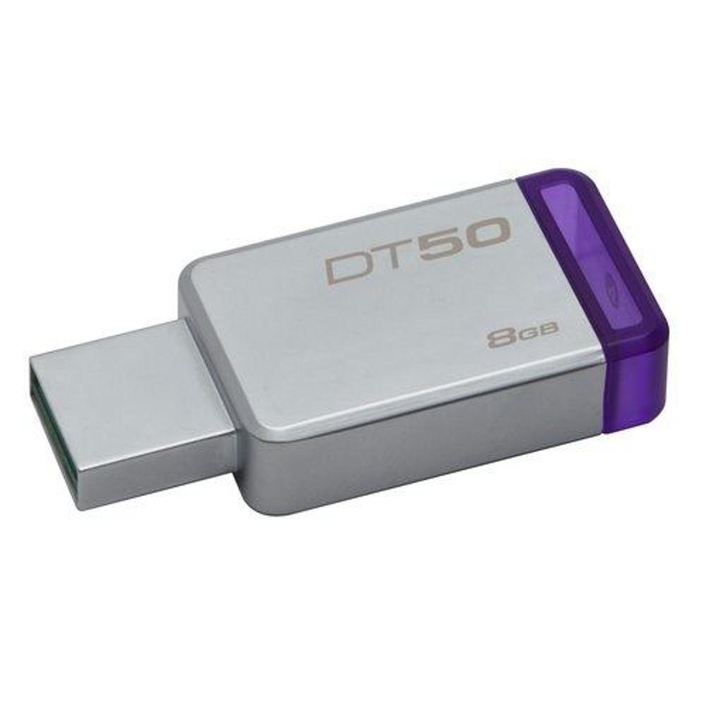 Immagine di PEN DRIVE KINGSTON 8 GB USB3.0 DT50/8GB