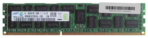 Image de M393B1K70DH0-CK0 8GB 2Rx4 PC3-12800R DDR3 Reg ECC