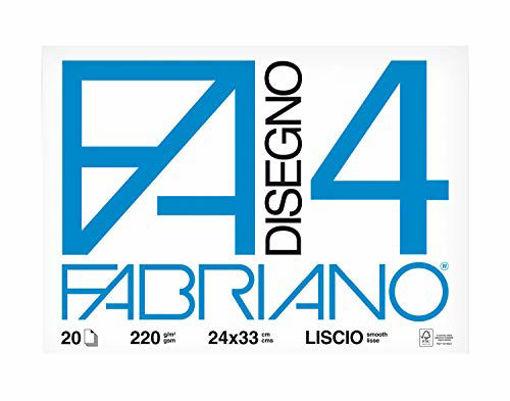 Image de ALBUM FABRIANO 24X33 F4 LISCIO