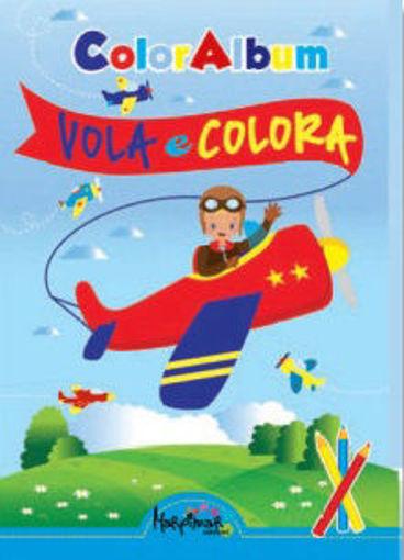 Image de ALBUM DA COLORARE VOLA E COLORA MARPIMAR